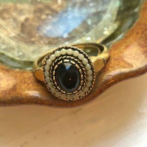 Avon Ring, Adjustable, Stamped